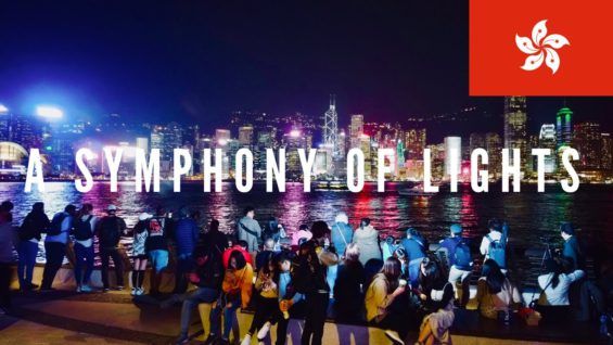 A Symphony of Lights | Hong Kong Travel Vlog 🇭🇰
