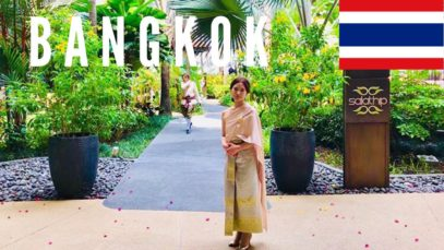 Bangkok Travel Vlog in Thailand 2018 🇹🇭