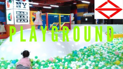 Children Playground | Nitori, Yokohama Travel Vlog in Japan 2017 🇯🇵