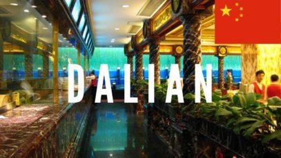Dalian Travel Vlog in China 2016 🇨🇳