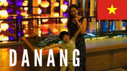 Danang Travel Vlog in Vietnam 2019 🇻🇳