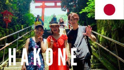 Hakone Travel Vlog in Japan 2019 🇯🇵