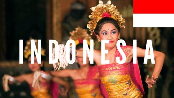 Indonesia Travel Vlog Dec. 1988 🇮🇩