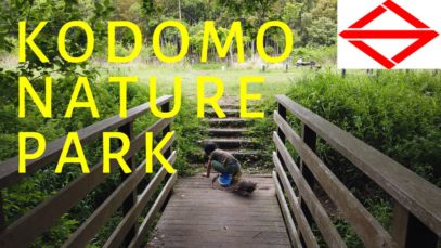 Kodomo Nature Park, Yokohama Travel Vlog in Japan 2020 🇯🇵