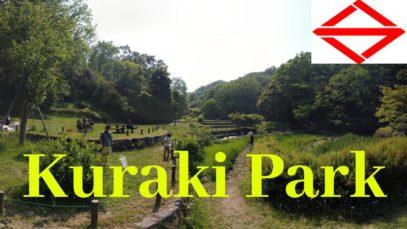 Kuraki Park, Yokohama Travel Vlog in Japan 2020 🇯🇵