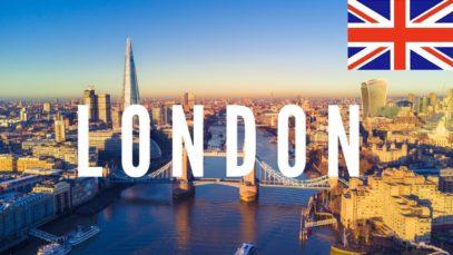 London Travel Vlog in UK 2019 🇬🇧
