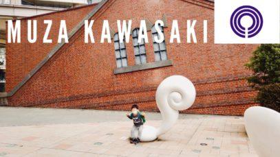 MUZA Kawasaki, Kawasaki Travel Vlog in Japan 2020 🇯🇵