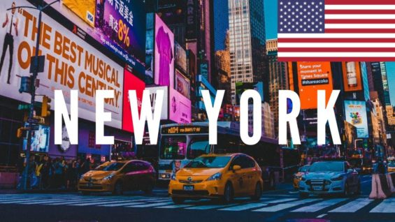 NewYork Travel Vlog in USA Mar. 2013 🇺🇸