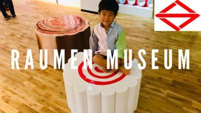 Raumen Museum, Yokohama Travel Vlog in Japan 2019 🇯🇵