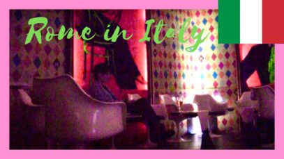 Rome Travel Vlog in Italy 2012 🇮🇹