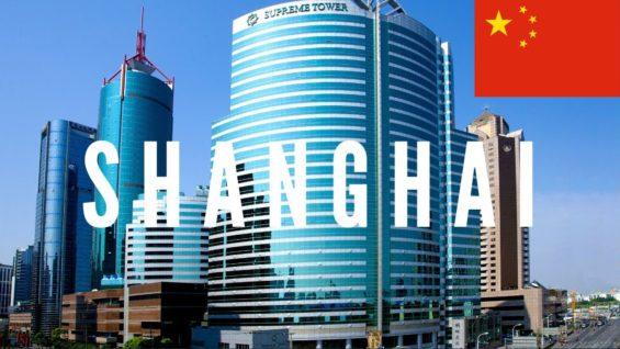 Shanghai Travel Vlog in China 2015 🇨🇳