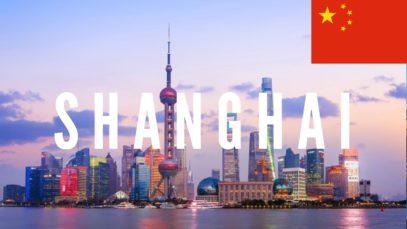 Shanghai Travel Vlog in China 2013 🇨🇳