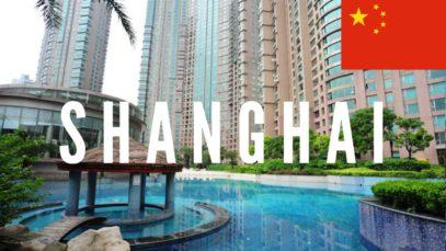 Shanghai Travel Vlog in China 2016 🇨🇳