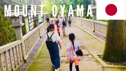 Tanzawa Oyama Travel Vlog in Japan 2018 🇯🇵