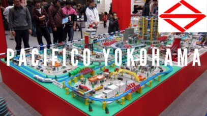 Tomica Expo Show Part2/3 | Pacifico Yokohama, Yokohama Travel Vlog in Japan 2017 🇯🇵
