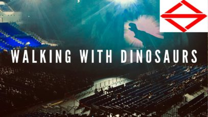 Walking with Dinosaurs the Live Experience   Yokohama Arena, Yokohama Travel Vlog in Japan 2019 🇯🇵