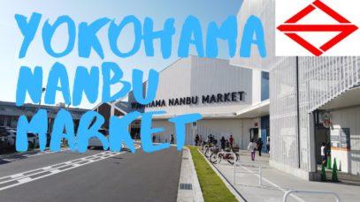 Yokohama Southern Market, Yokohama Travel Vlog in Japan 2020 🇯🇵