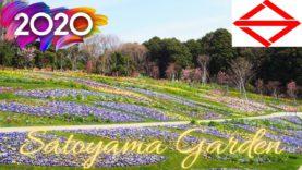 Satoyama Garden #YokohamaTravelVlog in Japan 2020 🇯🇵