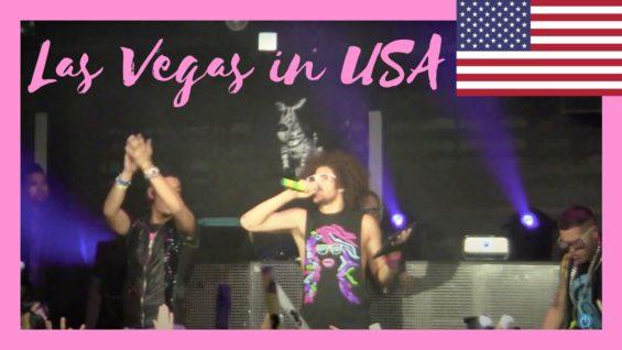 Las Vegas in USA  #WorldTravelVlog 2013 🇺🇸