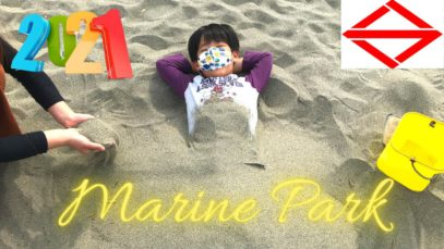 Marine Park Yokohama Travel Vlog in Japan 2021 🇯🇵