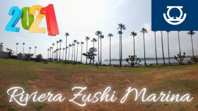 Riviera Zushi Marina, Zushi Travel Vlog in Japan 2021 🇯🇵