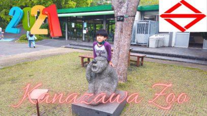 Kanazawa Zoo #YokohamaTravelVlog in Japan 2021 🇯🇵
